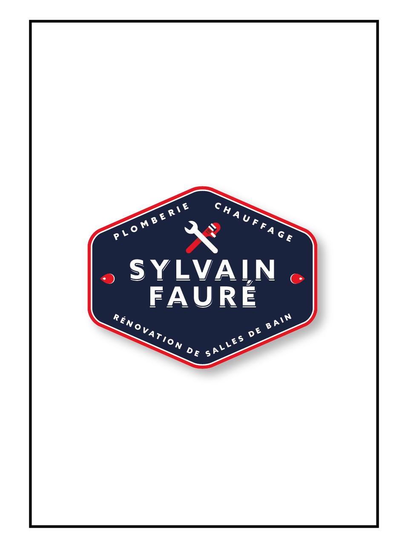 Logo Sylvain Fauré plombier