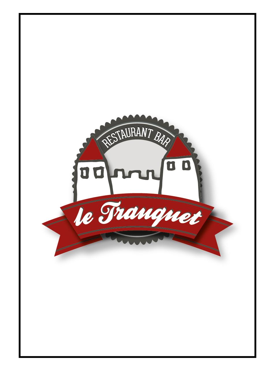 Logo pour le restaurant Le Trauquet