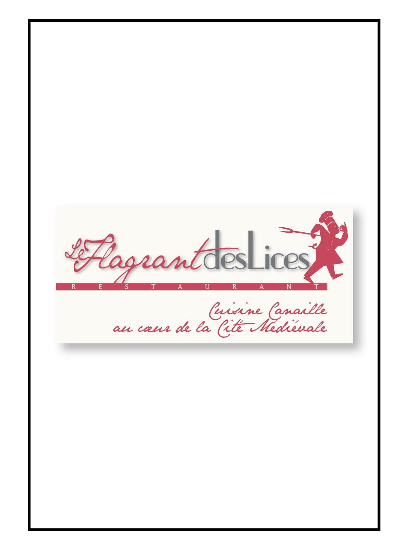 Logo du restaurant à Carcassonne Le Flagrant Deslices